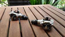 Shimano PD-M520 SPD Pedal - silber, guter Zustand!