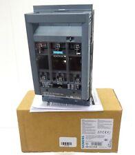 SIEMENS SENTRON 3NP1133-1CA20 Sicherungslasttrennschalter Gr.00 160A 3-P UNUSED