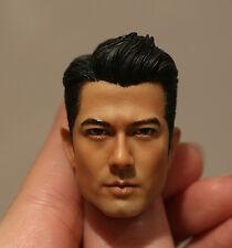 Custom made ! aaron kwok asian star 1/6 figure HEAD ONLY