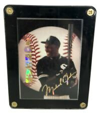 Michael Jordan 1994/95 Chicago White Sox Sports Star USA Card 98 Encased