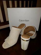 Calvin Klein Women's Cicelle Dress Sandal! 8.5M Color Sand!