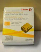 Xerox  ColorQube 8870 Yellow 108R00964 6 Inks Genuine Original  - Box resealed
