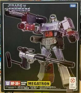 DHL Takara TOMY Transformers Masterpiece MP 36+ Destron Leader Megatron in stock