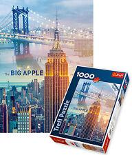 Trefl Puzzle 1000 Teile New York in der Dämmerung (10393)