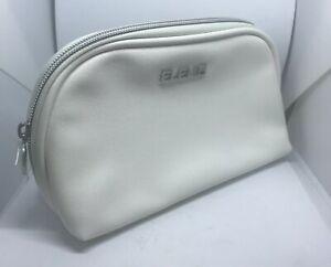 Elemis White Make Up Bag - Wash bag New