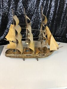 Reproduction Antique Ship Timber Comes With Fete Dust Need Some TLC