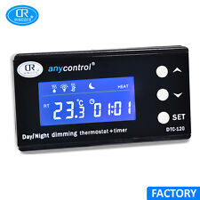 RINGDER DTC-120 Reptile Aquarium Dimming Thermostat Temperature Controller
