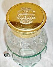 BOTE CRISTAL CONSERVAS MECIA - Glass bottle - Bouteille en verre - Glasflasche
