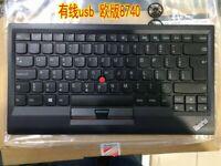 Lenovo ThinkPad compact USB keyboard tracking point - European version 8740