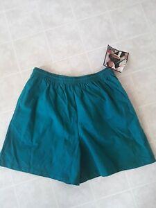Fruit of the Loom Men's Casual Shorts  L Elastic Waist Drawstring Pockets  NEW