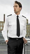 Cotton Blend Patternless Singlepack Formal Shirts for Men