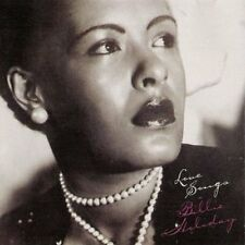 LOVE SONGS BY BILLIE HOLIDAY CD BRAND NEW SEALED