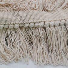 50 cm PASSAMANERIA A FRANGIA 11 CM col corda per borse e cucito Ottima Qualità