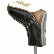 Coca Cola Japan Golf Putter Cover Headcover Ping Type 90533 White Black New