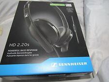 Sennheiser HD 2.20s Extra Bass auriculares plegables
