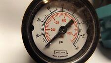 New in Box NOSHOK 15.110 pneumatic air pressure regulator guage 0-60 psi 1/8 npt