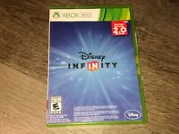 Disney Infinity 2.0 Xbox 360 Complete CIB Game Only Tested Authentic