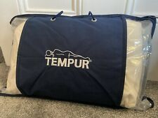 Brand New - Tempur Traditional Travel Pillow - Classic Comfort