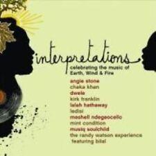 Interpretations Celebrating The Music of Earth Wind & Fire Audio CD