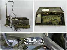1960s Vietnam War era, US Army Corps of Engineers AN/PRS-4 Mine Detector Set