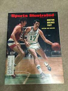 FM1-21 Sports Illustrated Magazine 11-13-1972 JOHN HAVLICEK Celtics Basketball