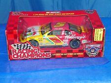NASCAR 50TH ANNIVERSARY GOLD DIECAST 5 KELLOGGS 1:24 STOCK CAR TERRY LABONTE