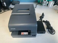 Epson M253a Tm H6000iv Pos Receipt Printer Usb Serial Interface
