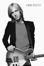 TOM PETTY GUITAR POSTER NEW  !