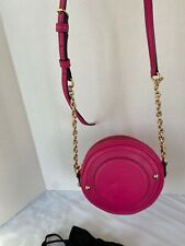 Juicy Couture Handbags Sierra Mod Lizard Embossed Leather Crossbody Pink NWT