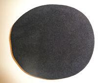 Kangol Men's Black Driving Cap 100% Wool 504 Large Great Britain NWT