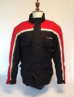 "DAINESE DRYLINE Textile Weatherproof Jacket, EU50 (40"") ARMOUR & LINER"