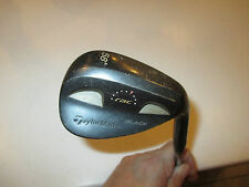 Taylormade RAC Black 58* Wedge - 8* Bounce - TM Wedge Flex Steel Shaft!!!!