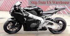 Gloss Black ABS Fairing Bodywork Injection for 2008-2011 Honda CBR 1000 RR