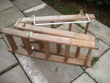 Wood Folding Loft Ladders)