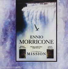 ENNIO MORRICONE THE MISSION ( NEW SEALED CD ) ORIGINAL FILM SOUNDTRACK