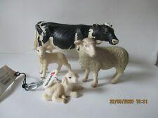SCHLEICH COLLECTABLE ANIMALS ,