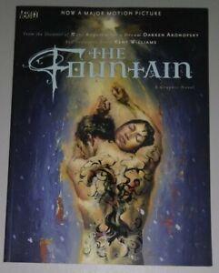The Fountain DC Comics Vertigo 2006 Graphic Novel TPB Darren Aronofsky