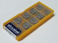 10 pcs MITSUBISHI Carbide inserts WNMG 432 MA / WNMG 080408-MA Grade VP15TF