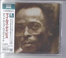 MILES DAVIS Get Up With It 2 cd set JAPAN Blu-SPEC CD 2 BSCD2 SICP 30271-2 NEW