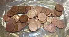 Australia Job Lot Of (50) 1964 Half Pennies Uncirculated B!