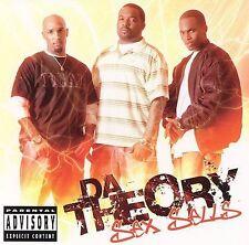FREE US SHIP. on ANY 3+ CDs! NEW CD Da Theory: Sex Sells Explicit Lyrics