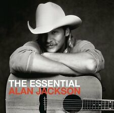 ALAN JACKSON ESSENTIAL 2 CD NEW