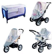 Nr.2 Universal-Insektenschutz, Insektennetz, Mückennetz für Bett Kinderwagen