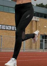 Pantaloni da donna per palestra, fitness, corsa e yoga taglia XL