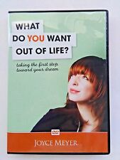 Joyce Meyer What do you want out of life DVD