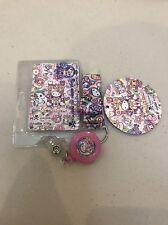 Tokidoki x Hello Kitty KeyLeash ID Badge Reel Lanyard: King Kitty (AAA)