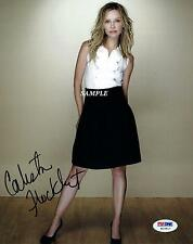 CALISTA FLOCKHART REPRINT AUTOGRAPHED SIGNED PICTURE PHOTO COLLECTIBLE 8X10 RP