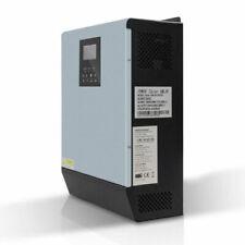 220V Solar Inverter 2.4KW 24V Hybrid Inverter Pure Sine Wave 25A MPPT Charger