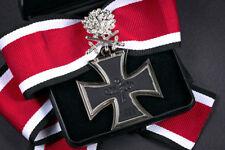 Ritterkreuz d. Eisernen Kreuzes + Eichenlaub mit Schwertern und Brillanten