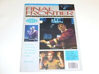 Final Frontier 1 The Star Trek Magazine UK The Motion Picture Enterprise refit